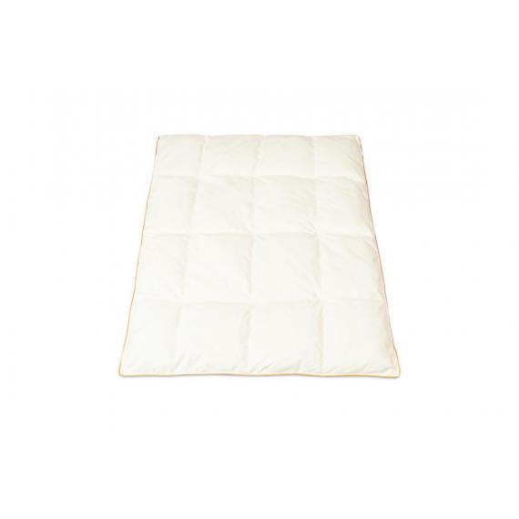 Zestaw dla dziecka LUX kołderka puchowa 100% 120x90 + poduszka 40x60